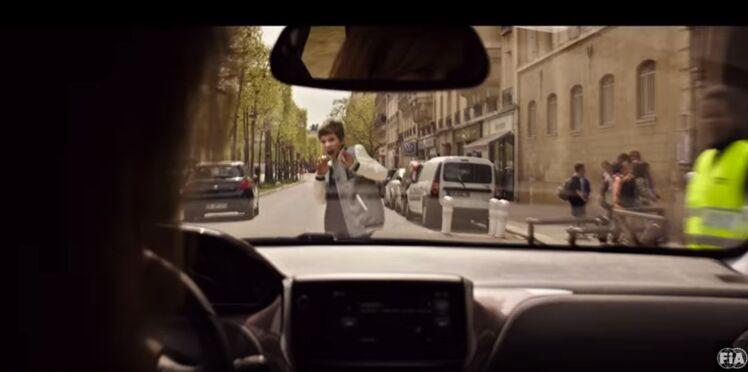Accidents sur le chemin de l'école, le clip émouvant de Luc Besson