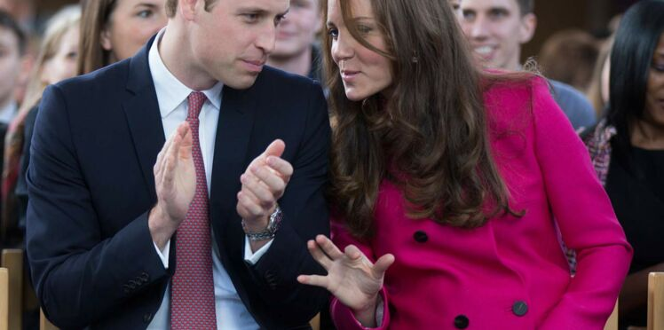 Accouchement imminent de Kate Middleton : William en congé paternité dès aujourd'hui