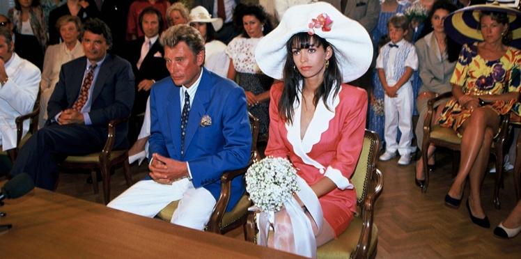 Adeline Blondieau se livre pour la première fois depuis la mort de son ex-mari, Johnny Hallyday