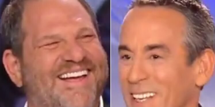 Affaire Harvey Weinstein : une interview troublante de Thierry Ardisson refait surface