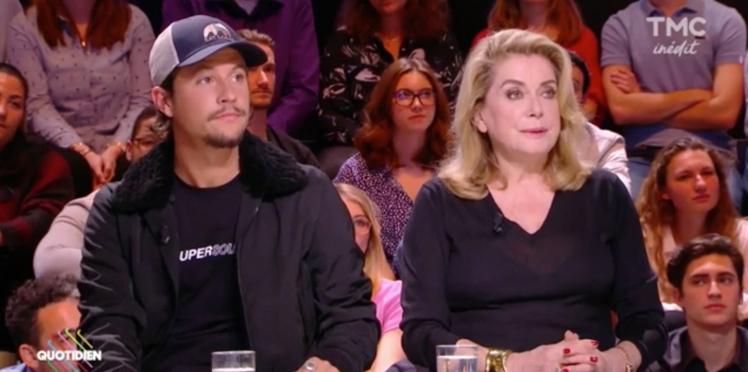 Affaire Weistein : Catherine Deneuve et Nekfeu en désaccord sur #BalanceTonPorc
