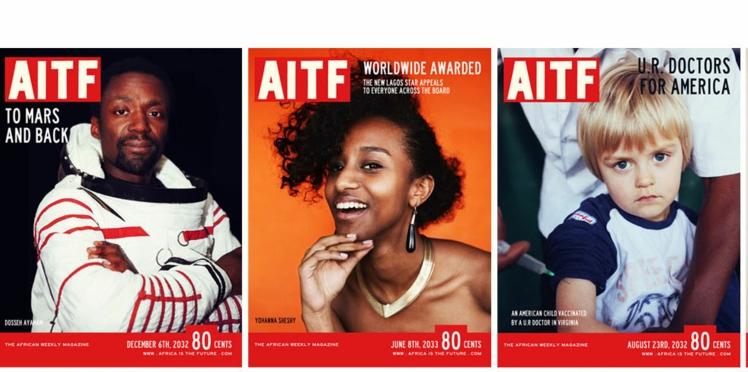 Africa is the Future: soutenez le projet!