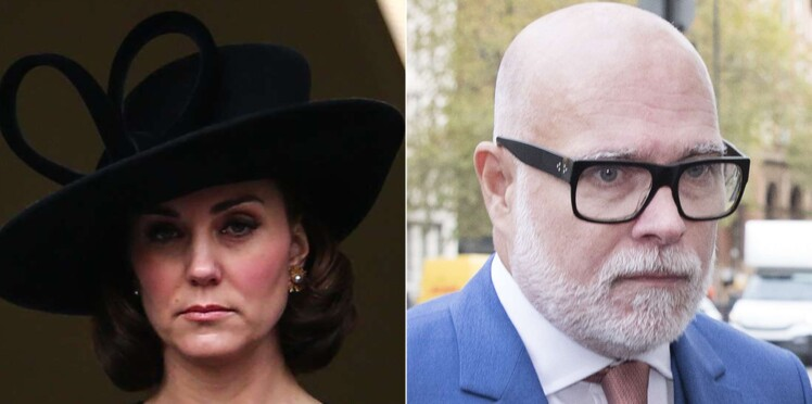 Accusé d'avoir agressé son épouse, l'oncle de Kate Middleton, Gary Goldsmith, reconnaît les faits