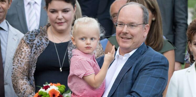 PHOTOS - Albert de Monaco et son épouse Charlène se sont rendus aux festivités en compagnie du prince Jacques et de la princesse Gabriella