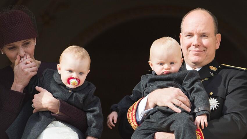 Albert de Monaco très fier de ses jumeaux surdoués