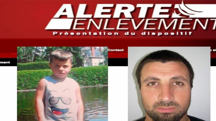 Alerte Enlèvement levée : Vincente, enlevé par son père, n'a toujours pas été retrouvé