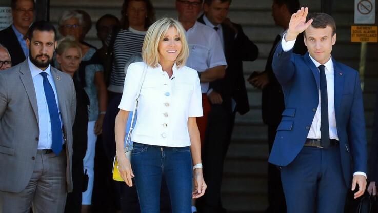 Vidéo - Emmanuel Macron ironise sur sa prétendue liaison avec Alexandre Benalla