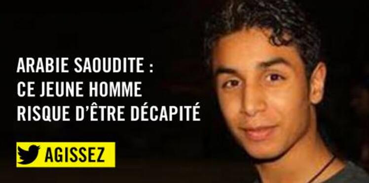 A 21 ans, ce Saoudien risque de mourir, la tête tranchée