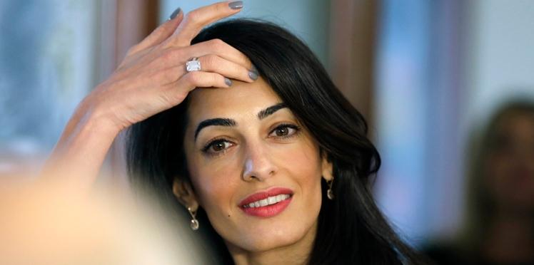Amal Clooney s'attaque à Daech