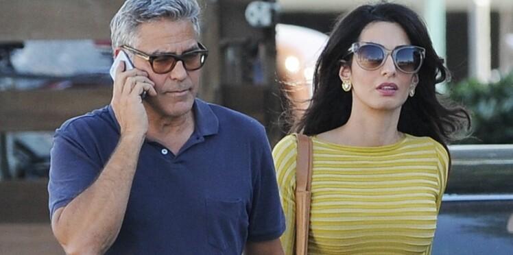 Amal et George Clooney viennent en aide à 3000 enfants syriens réfugiés au Liban
