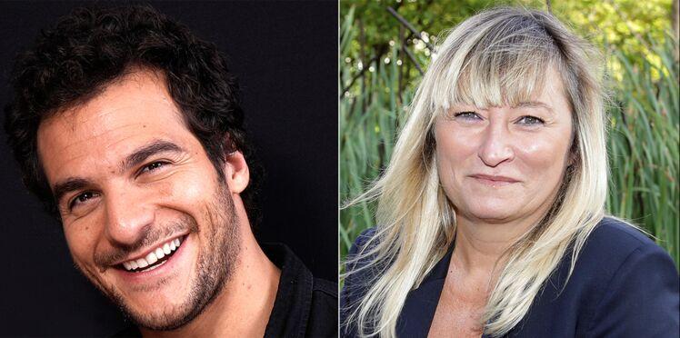"""Amir et Christine Bravo réunis sur une île déserte pour """"L'aventure Robinson"""""""