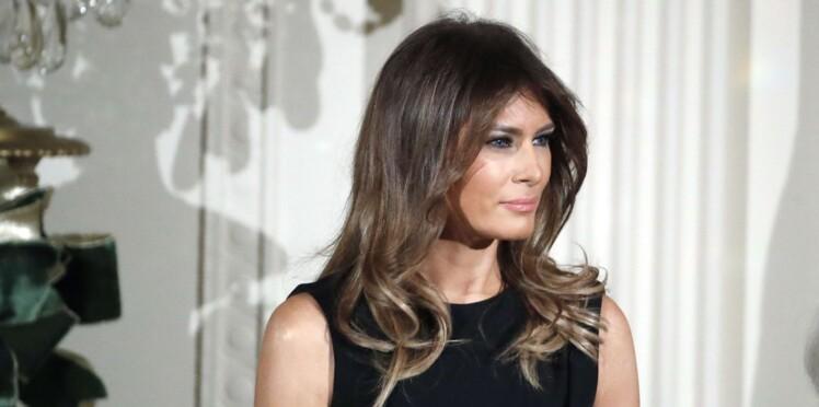 L'anecdote surprenante sur Melania Trump le soir de l'élection de son mari