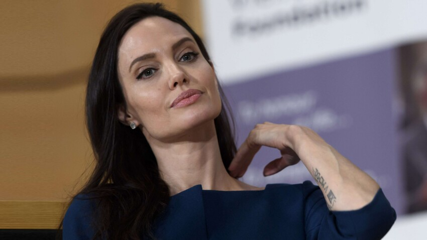 Angelina Jolie aurait divorcé de Brad Pitt car elle en aime un autre