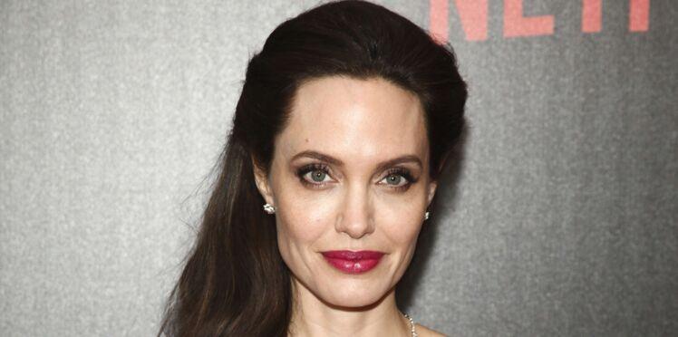 Photos - Angelina Jolie a encore maigri et inquiète ses fans