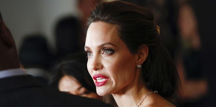 Angelina Jolie s'énerve face à une journaliste : elle ne veut plus parler de Brad Pitt