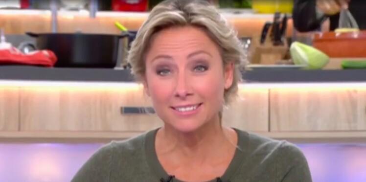 Anne-Sophie Lapix insultée sur les réseaux sociaux suite à l'annonce de son arrivée au 20h de France 2