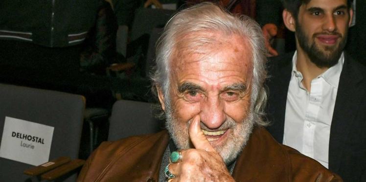 Photos : Jean-Paul Belmondo a fêté ses 85 ans en compagnie des siens