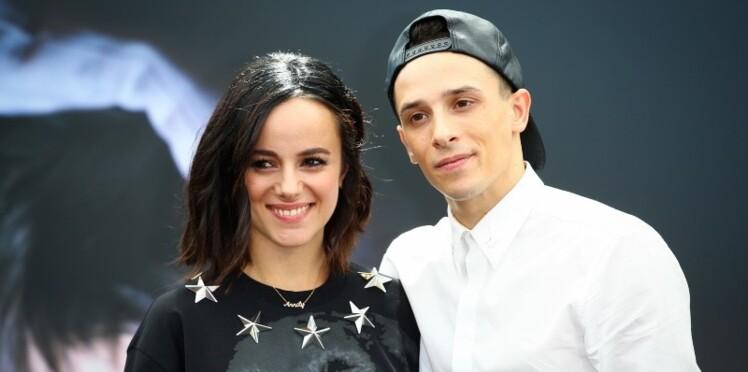 Alizée et Grégoire célèbrent leur un an de mariage en photos