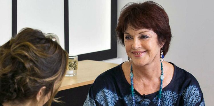 """Anny Duperey: """"J'ai vécu pleinement les dix ans de libération sexuelle avec la pilule et pas le sida"""""""