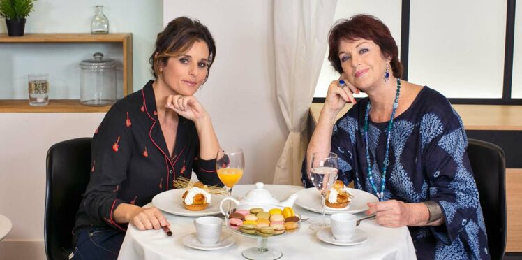 """Anny Duperey: """"Je refuse d'effacer mes rides, il faut bien des rôles de vieux"""""""