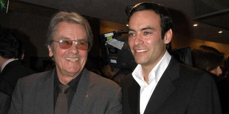 Anthony Delon : ses tendres confidences sur son père, Alain Delon