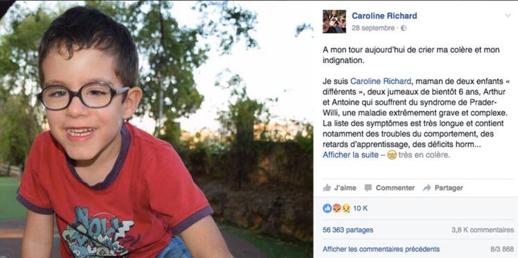 Son fils malade ne peut plus aller à l'école : le cri de colère de cette mère désespérée