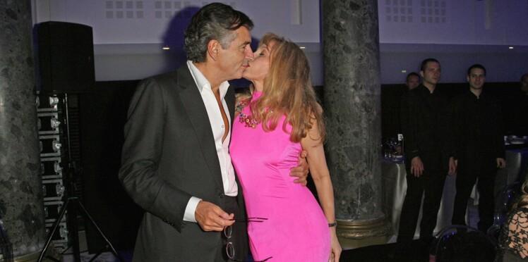 Les confidences coquines d'Arielle Dombasle sur son mari, Bernard Henri-Lévy