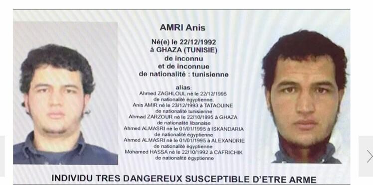 Attentat de Berlin : 100 000 euros pour aider à la capture du suspect