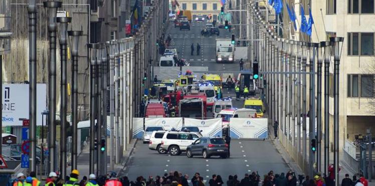 Attentats de Bruxelles : ce que l'on sait pour l'instant
