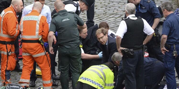 Attentats de Londres : Tobias Ellwood, de député à héros