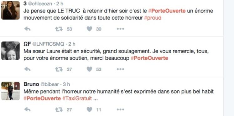 Attentats de Paris : la solidarité s'organise