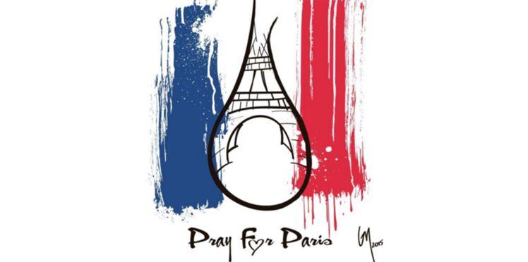 #JeSuisParis : les dessins émouvants et solidaires suite aux tristes événements