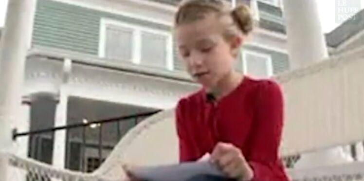 Attentats : une fillette écrit à Manuel Valls