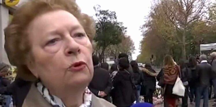 Vidéo : une grand-mère déterminée face aux terroristes