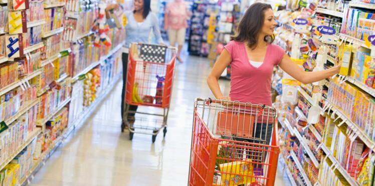 Photo - Face au tollé, Auchan retire son sac de courses au message sexiste