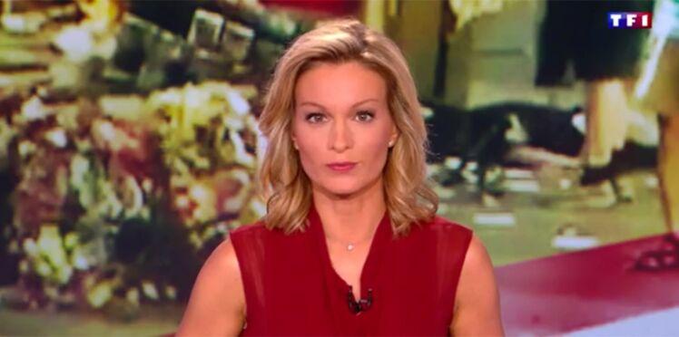 Audrey Crespo-Mara, présentatrice du JT de TF1, attaquée sur sa tenue vestimentaire