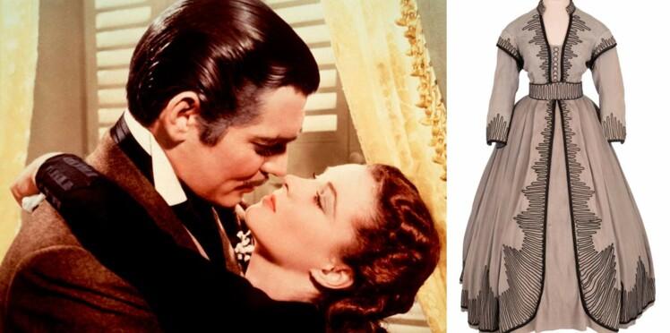 Autant en emporte le vent : la robe de Scarlett vendue aux enchères