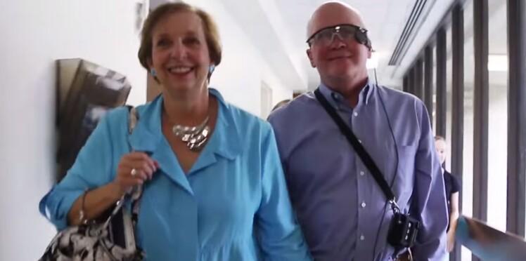 Aveugle depuis 30 ans, il revoit sa femme grâce à un œil bionique (vidéo)