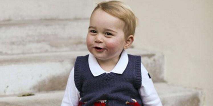 Nouvelles photos du petit Prince George : on parie que vous allez fondre !
