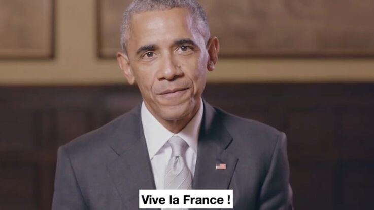 Barack Obama, invité à dîner à l'Elysée avec Emmanuel Macron ?
