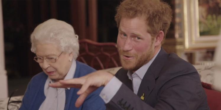 (VIDEO) Barack Obama provoque le prince Harry sur Twitter : la réponse est très drôle