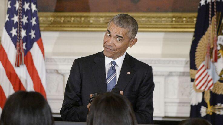 L'ancien président Obama a une nouvelle occupation qui l'amuse follement !