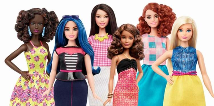 Barbie a (enfin) grossi: découvrez les nouveaux modèles!