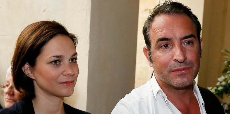 Jean Dujardin et Nathalie Péchalat : c'est une fille !