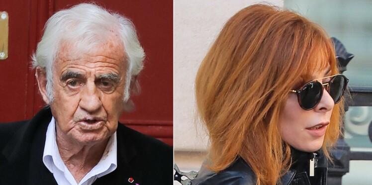 Photos – Jean-Paul Belmondo, Mylène Farmer, Guillaume Canet… Tous présents pour un dernier adieu à Jean Rochefort