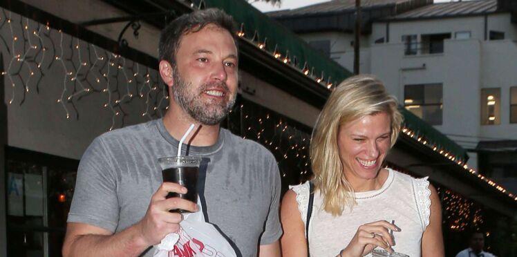 Première sortie en amoureux pour Ben Affleck et son ex-maîtresse
