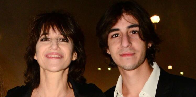 Photos - Ben, le fils de Charlotte Gainsbourg, présente sa compagne