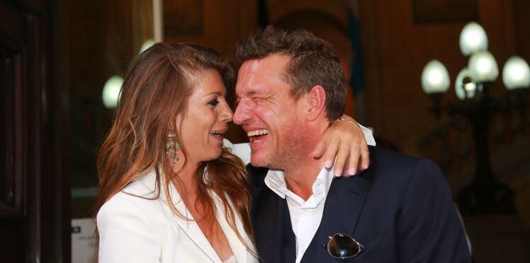 Photos - Benjamin Castaldi : qui est sa femme Aurore Aleman ?