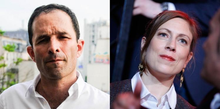 Benoît Hamon, agacé, répond aux attaques contre son épouse Gabrielle Guallar