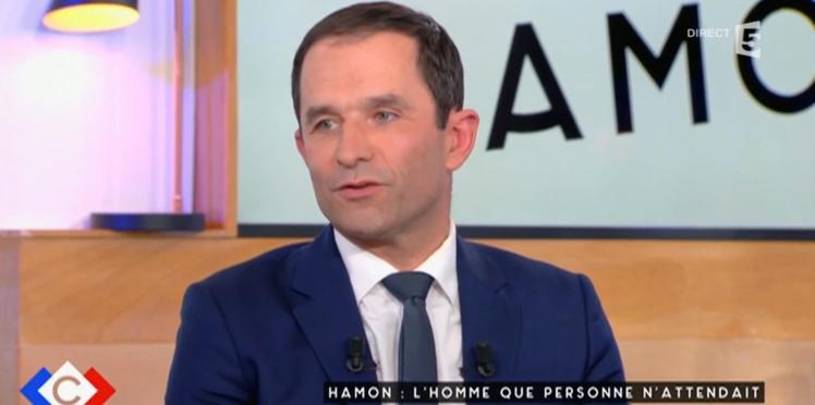 Benoît Hamon évoque sa vie privée dans C à Vous